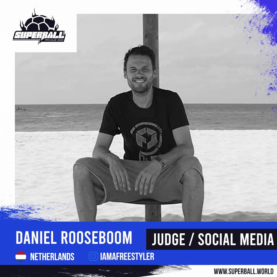 Daniel Rooseboom