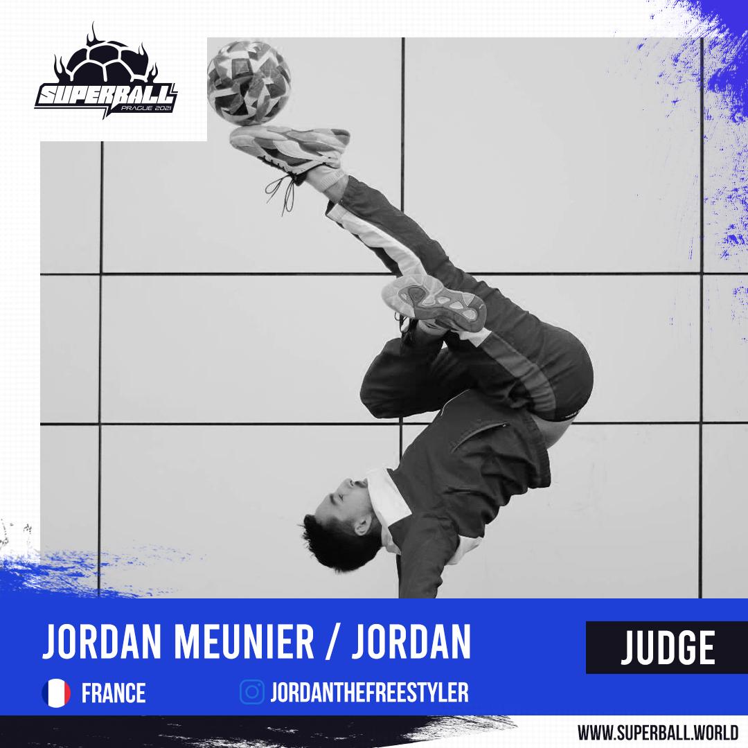 Jordan Meunier